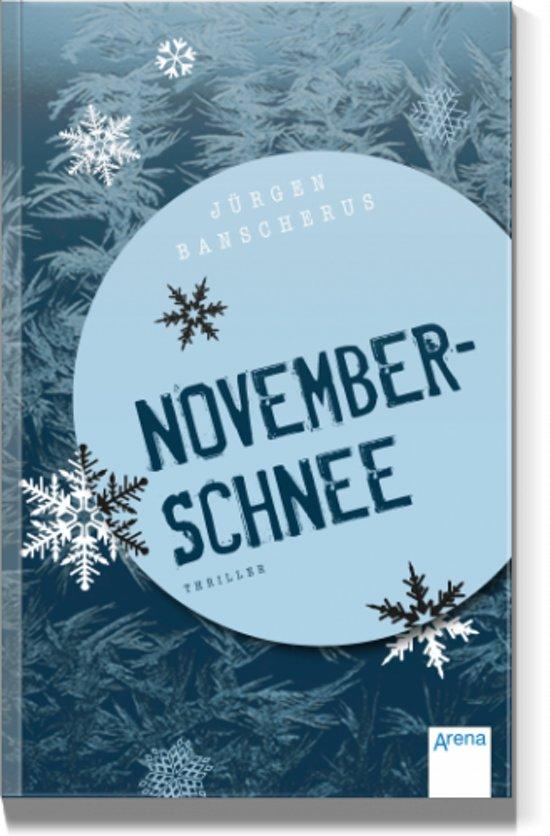 Novemberschnee door Jürgen Banscherus  Scholierencom