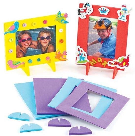 Foam fotolijstjes  (4 stuks per verpakking)