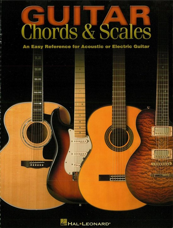 Guitar Chords & Scales (Music Instruction)