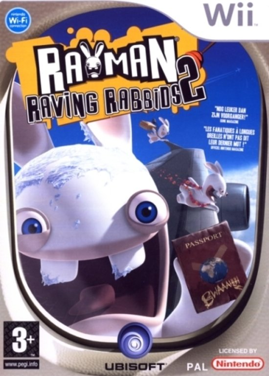 Rayman Raving Rabbids 2 kopen