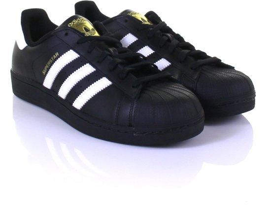Noir Chaussures Superstar Adidas Pour Les Hommes D'embarquement xFjYpX