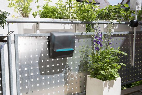 gardena city gardening balkonset 25 jaar garantie. Black Bedroom Furniture Sets. Home Design Ideas