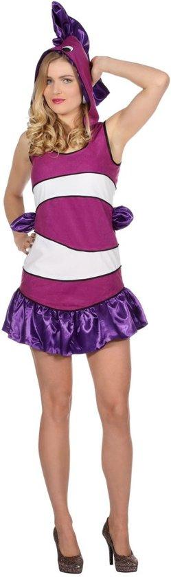 Tropische Vis Cozumel | Vrouw | Maat 38 | Carnaval kostuum | Verkleedkleding
