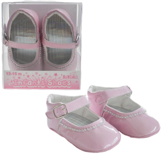 Bolcom Baby Schoentjes Met Klittenband 9 12 Maanden