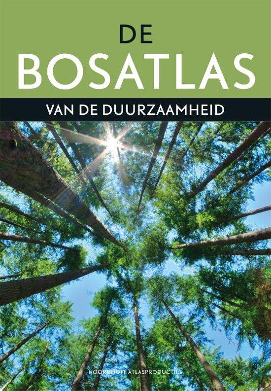 Boek cover De Bosatlas van de duurzaamheid van Diverse auteurs (Hardcover)