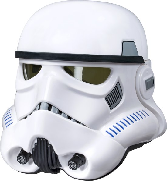Star Wars: Rogue One Elektronische Stormtrooper Helm - Black Series