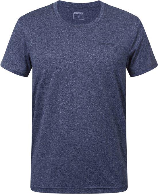 Maat M Selas Icepeak shirt T HerenNavyblue vmNn0w8
