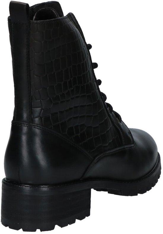 Scapa Zwarte Boots Dames 41 SuqxERrO