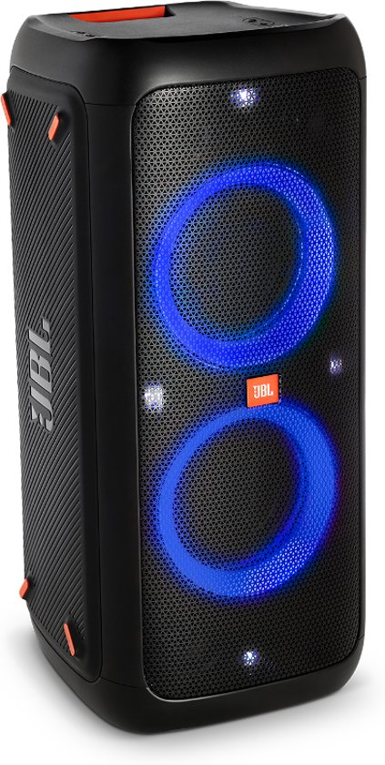 JBL Party Box 300 - Bluetooth Speaker - Zwart