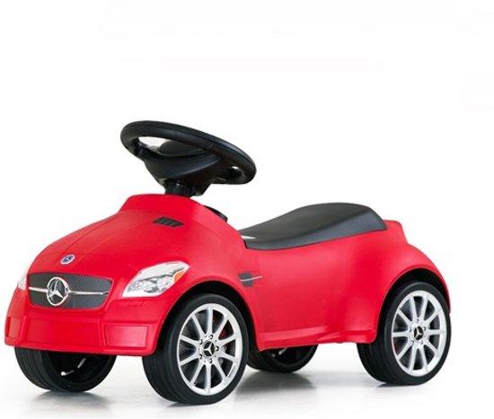 Bol Com Rastar Mercedes Loopauto Rood Rastar Speelgoed