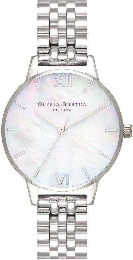 Olivia Burton Mother of Pearl Horloge