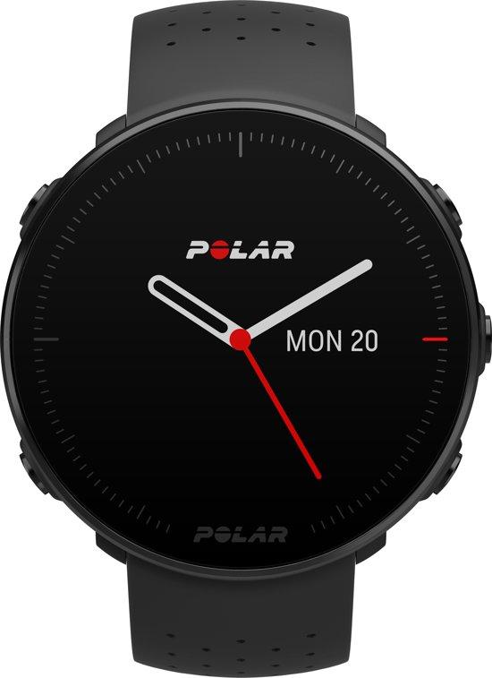 Polar Vantage M - Hardloophorloge - GPS - Zwart - Medium/Large