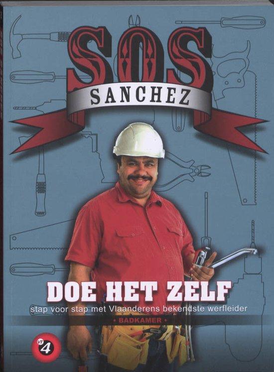 bol.com | SOS SANCHEZ - Doe het zelf 2 Badkamer, Thomas Gilliams ...