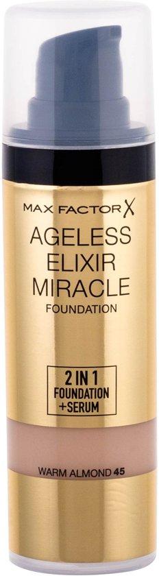 Max Factor Ageless Elixir 2 in 1  - Warm Almond
