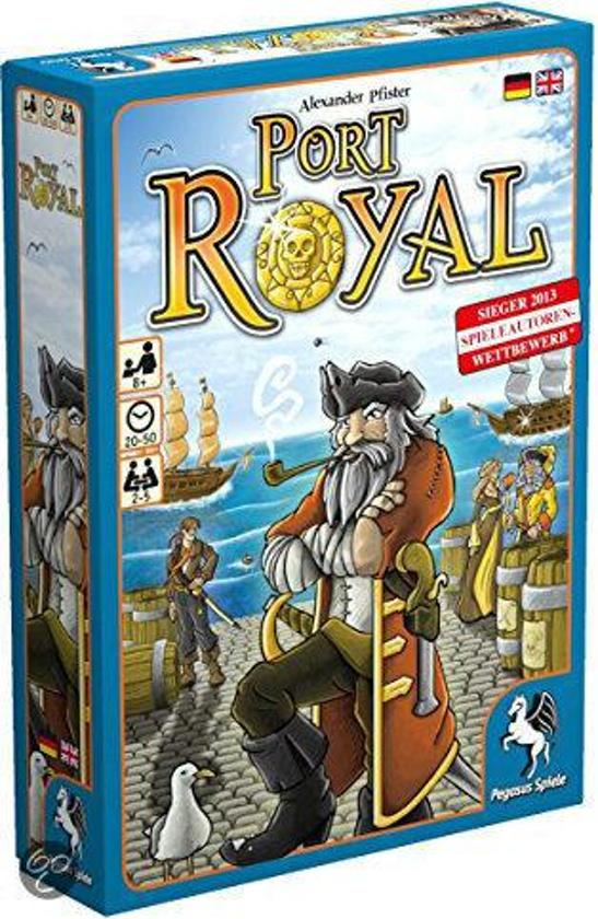 Afbeelding van het spel Port Royal - Kaartspel