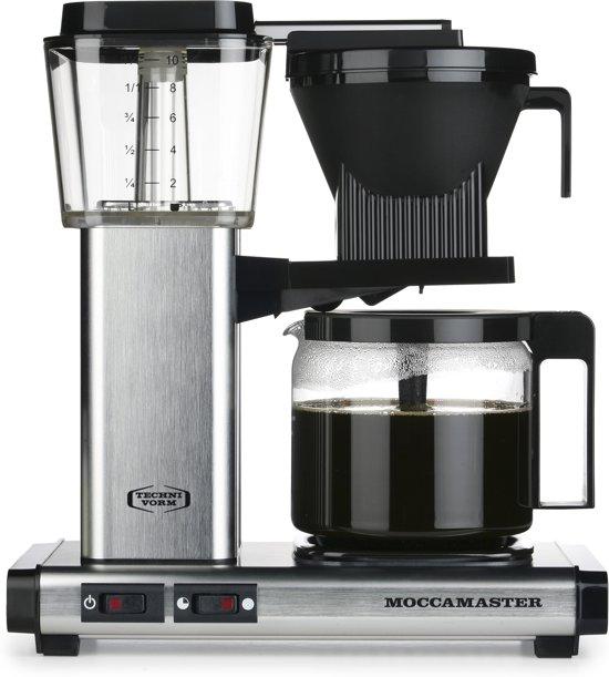 Moccamaster Kbg741 AO - Filter-koffiezetapparaat