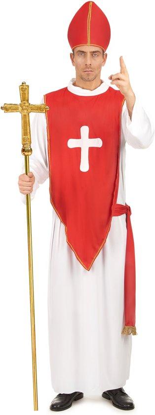 Kardinaalskostuum voor mannen - Volwassenen kostuums