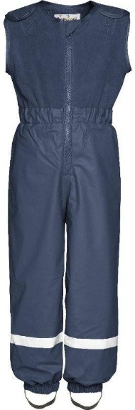 Playshoes Mouwloze regenpak Kinderen - Donkerblauw - Maat 140