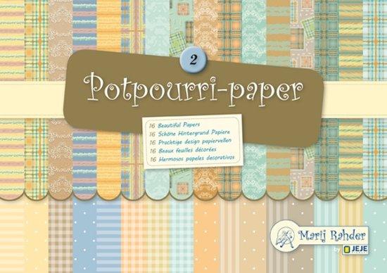 MRJ Potpourri -Papier 2