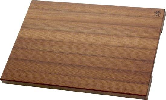 zwilling snijplank thermisch behandeld beuken 600 x 35 x 400 mm. Black Bedroom Furniture Sets. Home Design Ideas