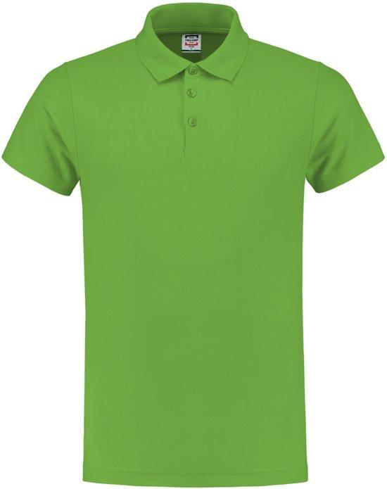 Gram Maat Fit Xxl Lime Tricorp 201005 Poloshirt Slim 180 wXUBXq