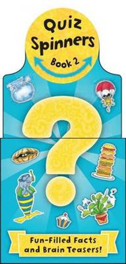 Afbeelding van het spel Quiz Spinners 2