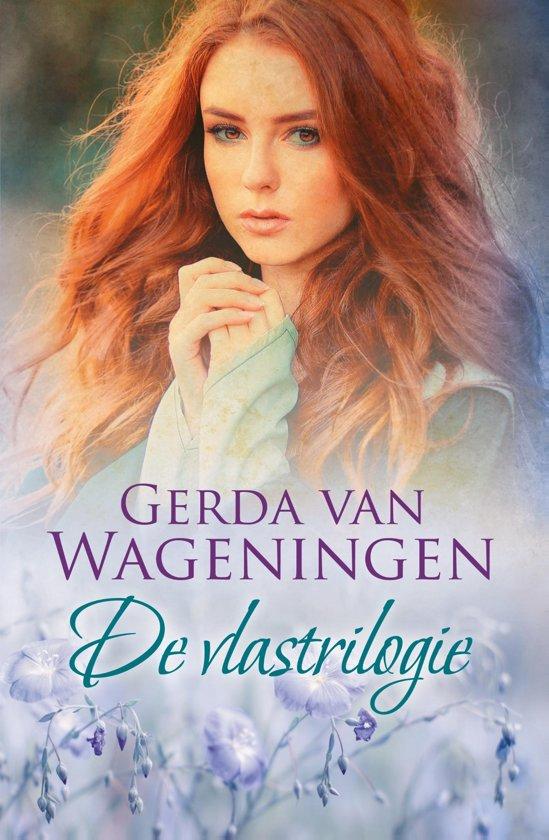 Boek cover De vlastrilogie van Gerda van Wageningen (Paperback)