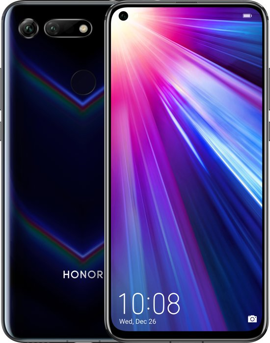 Honor View 20 - 128GB - Midnight Black (Zwart)