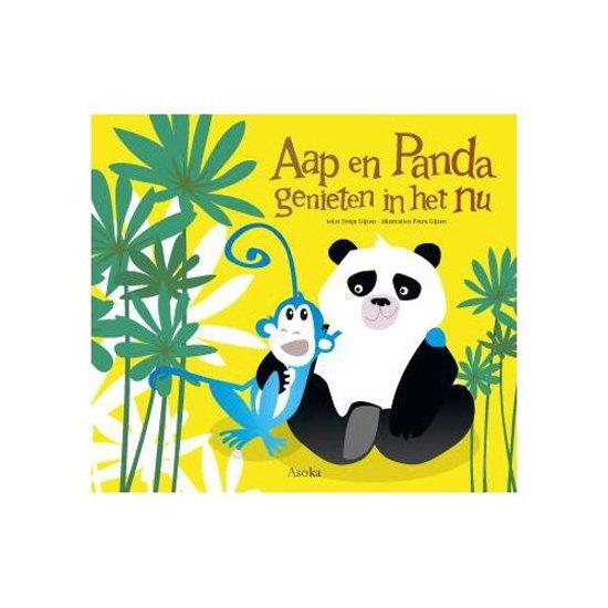 Afbeeldingsresultaat voor aap en panda over wilde apen gedachten