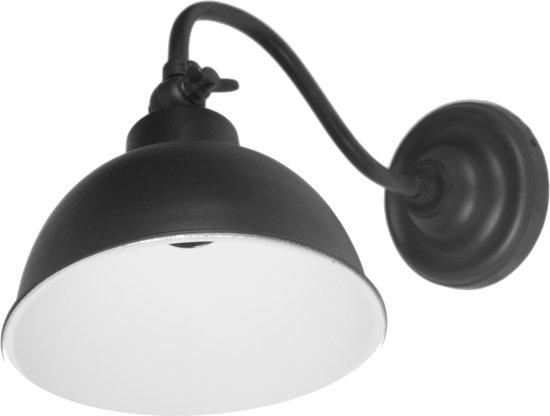 Wandlamp Met Snoer : Bol label wandlamp friso lichts zwart