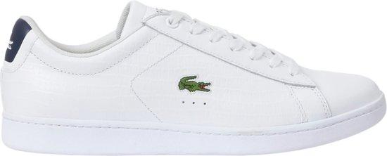 Lacoste Carnaby EVO Heren Sneakers - Wit - Maat 40