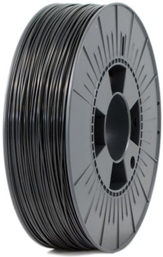 1.75 mm PET-FILAMENT - ZWART - 750 g