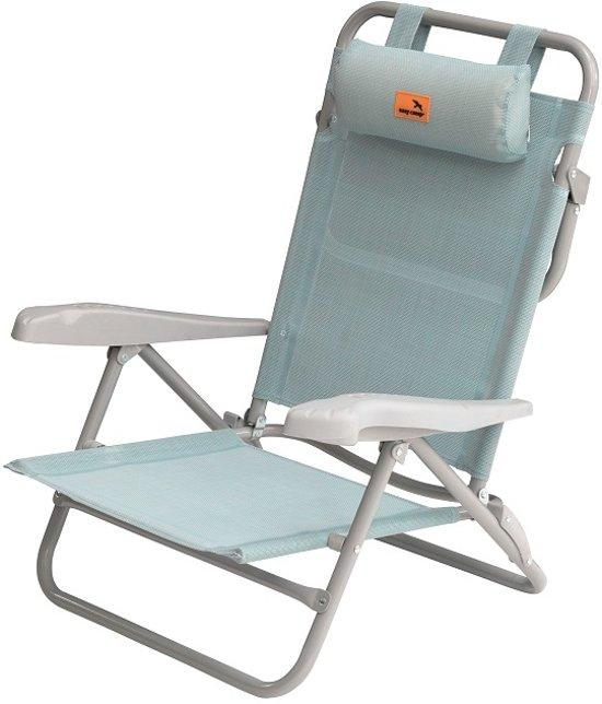 Easy Camp Strandstoel.Bol Com Easy Camp Furniture Breaker Campingstoel Aqua Blue