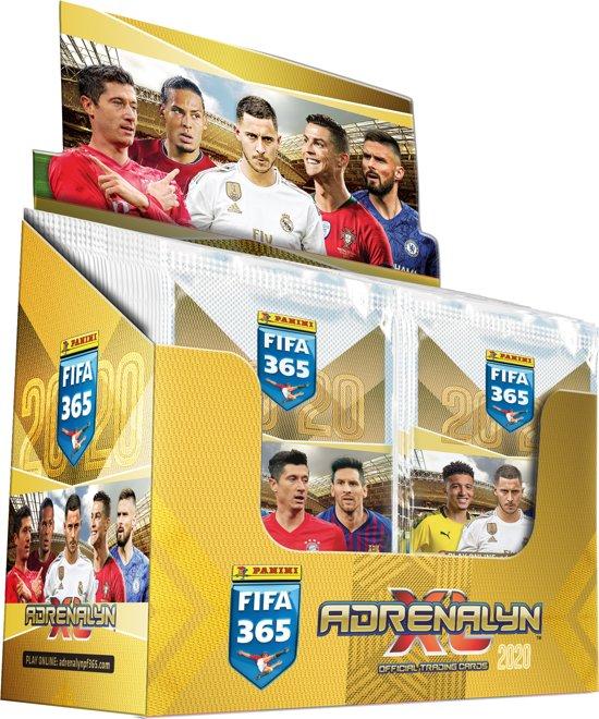Panini Adrenalyn XL FIFA365 19/20 Booster Voordeel D(50) - Voetbalplaatjes
