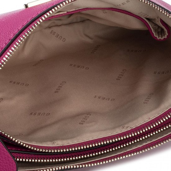Guess Crossbody Paars Paars