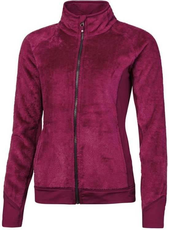 Protest Fleece Vest Dames WINISK Beet RedM/38