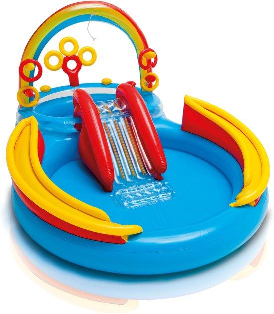 Intex Rainbow Ring Play Center Zwembad