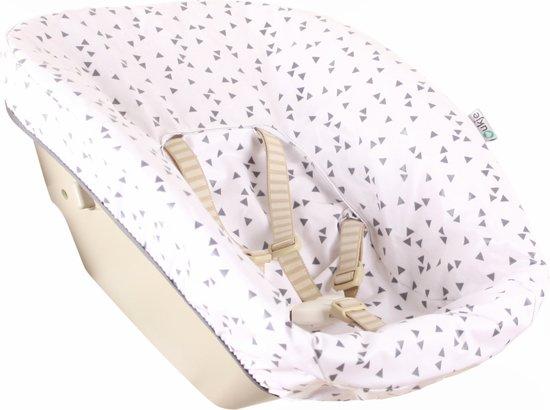 Stokke Newborn hoes voor TrippTrapp - Geplastificeerd - Grijs