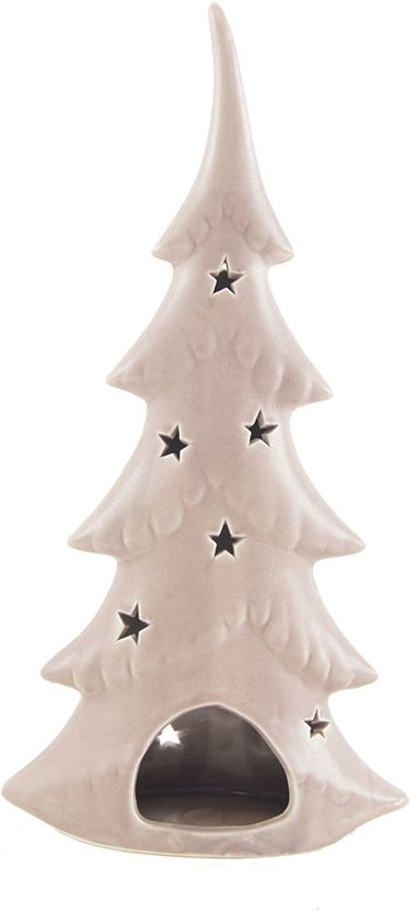Bol Com Taupe Kleurige Kerstboom