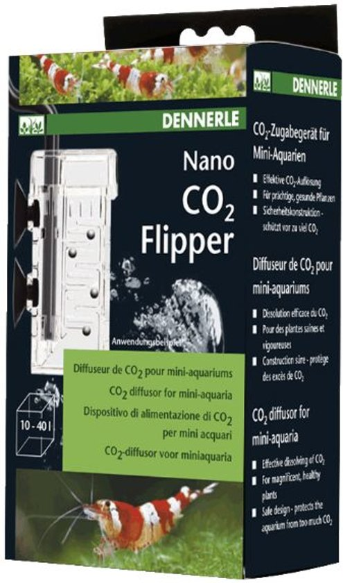 Dennerle CO2 flippers - Type: Nano flipper