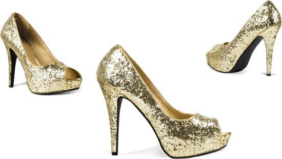 Schoenen Allure - goud - maat 39