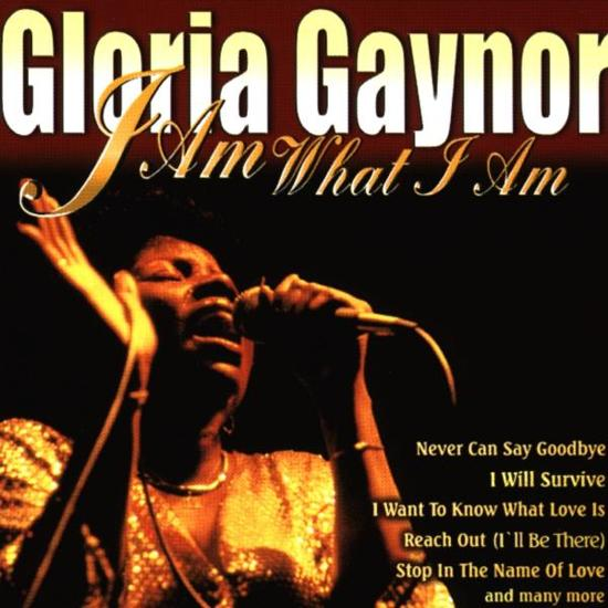 Bolcom I Am What I Am Gloria Gaynor Cd Album Muziek