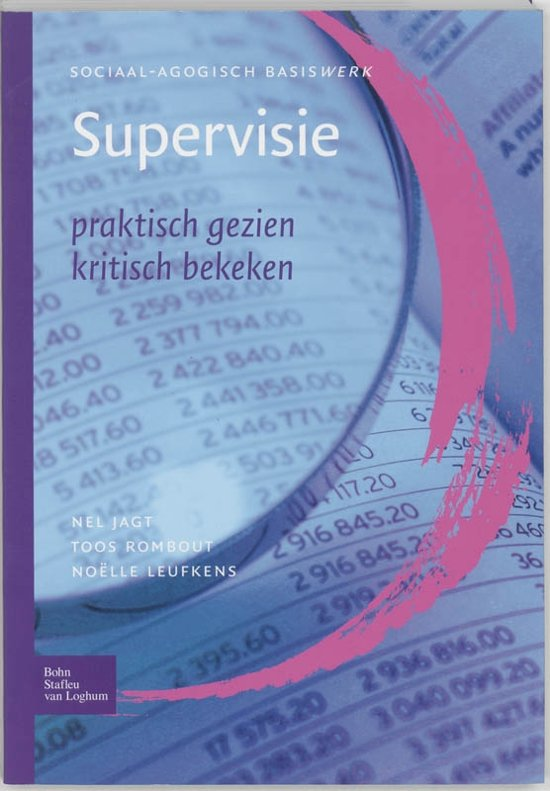 Sociaal agogisch basiswerk - Supervisie