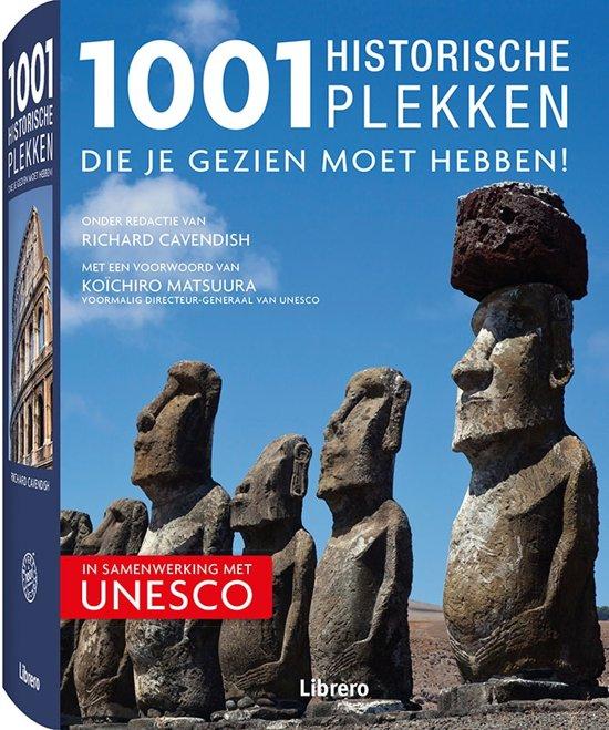 1001 historische plekken die je gezien moet hebben