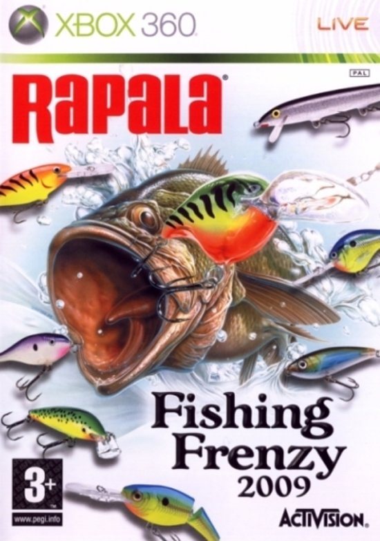 Rapala Fishing Frenzy