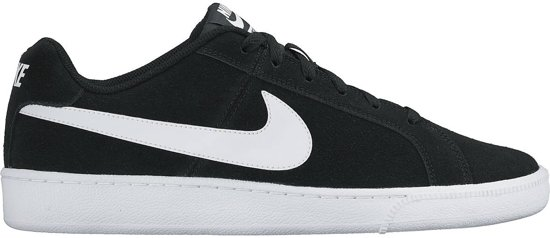 Suede Heren Nike Sneakers Zwart Royale Court v6wq0qcEH