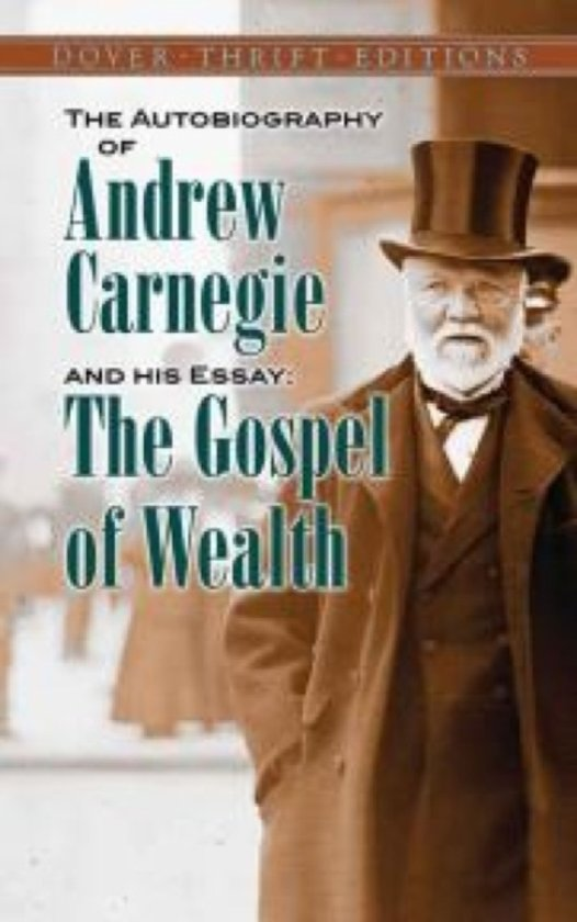 the life story of andrew carnegie To continue the study of philanthropist andrew carnegie's influence on american culture.