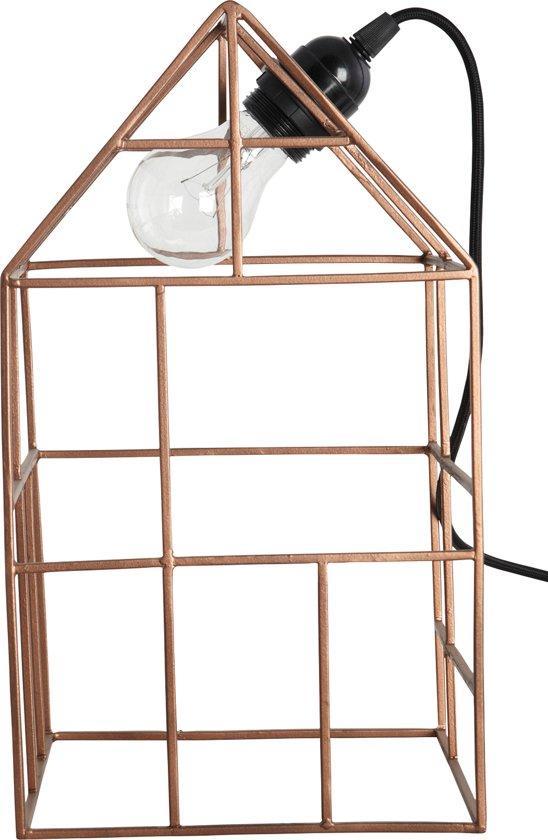 bol house doctor light house tafellamp koper