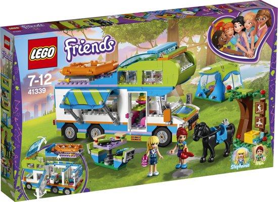 5f6cb6a1e58 bol.com | LEGO Friends Mia's Camper - 41339, LEGO | Speelgoed