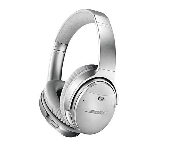 Bose QuietComfort 35 serie II - Draadloze over-ear koptelefoon - Zilver